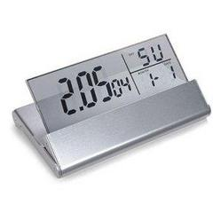 MUJI Credit Card Case Clock