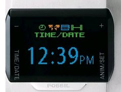 Fossil OLED Watch